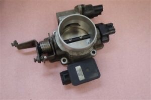 Tbi Throttle Body Assembly Fuel Injection 4 0l I6 Engine Jeep Wrangler 1997 2001