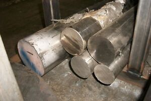 316l Stainless Steel Shaft Round Rod Bar Stock 2 3 8 X 90 Machine Shop