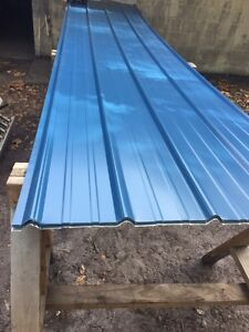 50 Sheets3x14 Brand New Metal Roofing Panels Blue Color