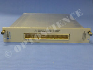 National Instruments Ni Scxi 1102b Voltage Input Module