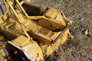 Antique John Deere 40 420 Dozer Crawler Seat Base Farmerjohnsparts