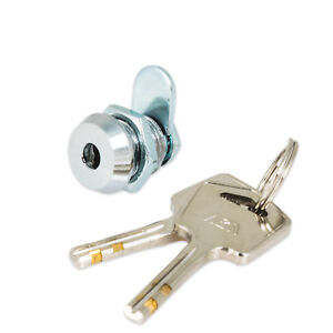 Mini Cam Lock With European Keyway 4 Pack