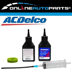 Supercharger Oil Change Kit With Coupler Syringe Eaton M45 M62 M90 M112