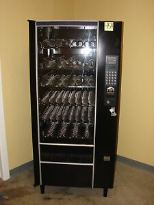 Automatic Products Lcm I Snack Machine Ap Lcm I 4 Wide Vending Machine 454