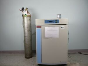 Thermo Forma 3140 Water Jacketed Incubator With Warranty See Video