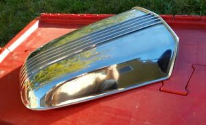 Original Vintage Cal Custom 10 10 Hood Scoop