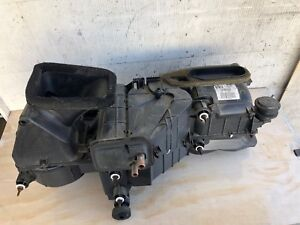 02 04 Jeep Wrangler Tj Hveac Heater Box Housing Fan Blower Wires Heat Non a c