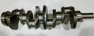 E5nn6303da Ford New Holland 6000 6600 6610 6700 7000 7100 7200 7600 Crankshaft
