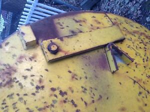 Vintage Wisconsin Aenld Heavy Duty Air Cooled Engine Motor Boston