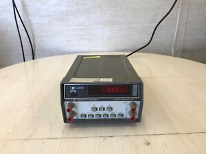 Agilent hp 34702a Multimeter With 34740a Display