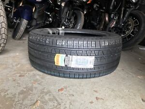 New 285 45r22 Pirelli Scorpion Verde All Season Plus 285 45 22 Tire 2448700