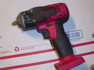 Snap on Ct8810 18 Volt Cordless Impact Wrench Bare Tool