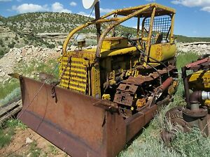 1945 D 4 Caterpillar Dozer Narrow Track