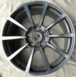 New Porsche Oem 981 362 160 14 98136216014 Rad Carrera Classic Ii Wheel Save
