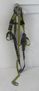 Dbi Sala Body Safety Harness U Model 1102000 Safety Work Engineer With Lanyard