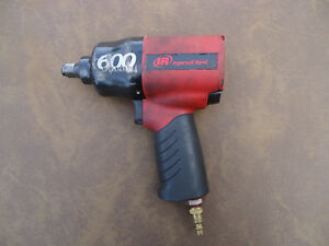 Ingersoll Rand 2132g 1 2 Drive 600 Ft lb Impact Wrench