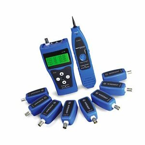 Noyafa Nf 388 Network Ethernet Lan Phone Tester Wire Tracker Usb Coaxial Cabl