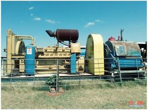 Gardner Denver Pz10 Mud Pump
