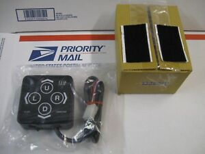 New Meyer Touch Pad Plow Controller 22154 Made By Sam 1306083 For E47 E57 E60
