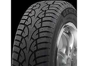 1 New Lt265 75r16 Lre 10 Ply General Altimax Arctic Studable 2657516 265 75 16
