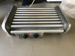 Jj Connolly Roll a grill Hot Dog Grill Roller