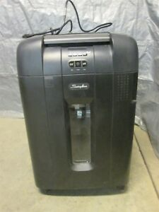 Swingline 500x Stack and shred Paper Shredder Departmental Super Cross cut New