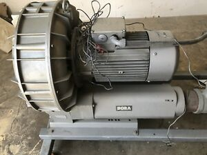 Vacuum Pump System With Filter 15hp 3 Phase 230 460v