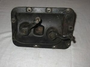 40 41 42 46 47 48 Ford Mercury Transmission Side Shift Shifting Shifter Cover