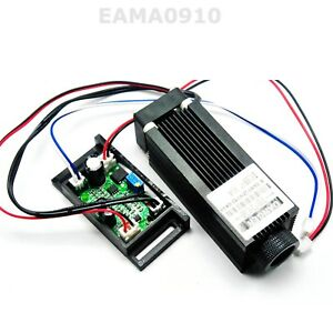 808nm 400mw 0 4w Ir Infrared Dot Laser Diode Focusable Module 12v 33 33 80mm