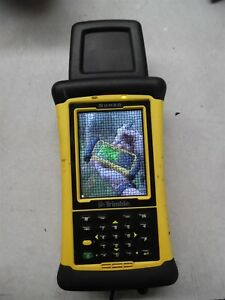 Trimble Nomad 900 Data Collector Eg2 myngbbb2 With Holux Data Module