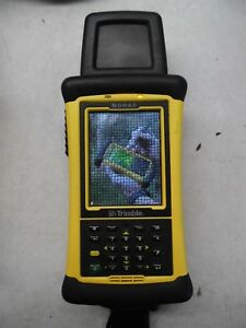 Trimble Nomad 900 Data Collector With Holux Data Logger Module Egl mynjafc2
