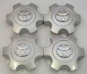 4x New Wheel Center Hub Caps For Toyota Tundra 03 07 Sequoia 560 69440