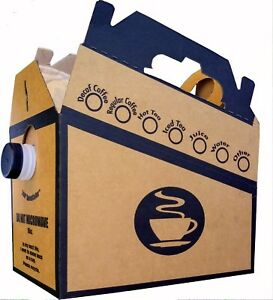 The Barista Box Joe To Go Portable Coffee To Go Server W 360 Spout 25 X 96oz