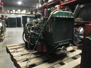 Onan 4kw 3 Cylinder Diesel Genset Approx 3k Hours All Complete And Run Tested