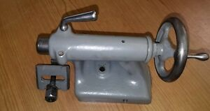 Nice Original South Bend 9 10k Lathe Complete Tailstock W Clamping Bolt