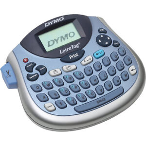 Dymo Letratag Lt100 h Label Maker