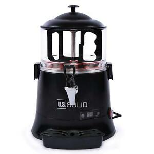 Hot Chocolate Maker Commercial Hot Beverage Dispenser Machine 5l By U s Solid