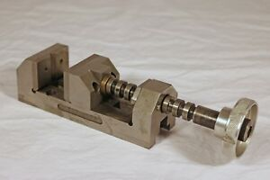 Grinding Vise 1 15 16 Jaw Precision Ground Hardened Steel