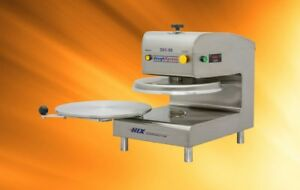 New Doughxpress Electric Pizza Dough Press Model Dxe ss