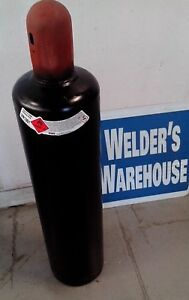 Empty Acetylene Welding Gas Cylinder 4 ace4 ac4