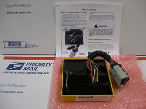 Snoway Snow Plow Pro Control Ii Wireless Module New With Instructions 96114032