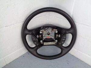 94 04 Ford Mustang Black Steering Wheel With Cruise Switches Switch Wiring