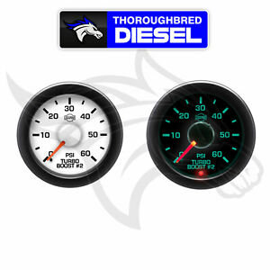 Isspro Ev2 Turbo Boost Gauge 0 60 Psi R14277