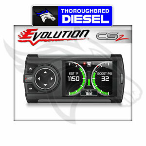 Edge Evolution Cs2 Tuner 01 16 Duramax 03 12 Cummins 94 19 Powerstroke 85300
