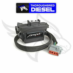 Edge Amp d Throttle Booster For 2007 2019 Dodge ram 5 9l 6 7l Cummins