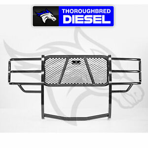 Ranch Hand Legend Series Grille Guard 2015 2018 Silverado 2500 3500 Ggc151bl1