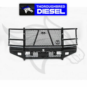 Ranch Hand Legend Series Grille Guard Front Bumper For 17 18 F250 350 Fbf171blr