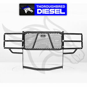Ranch Hand Legend Series Grille Guard For 15 18 Silverado 2500 3500 Ggc151bls