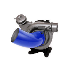 Hsp Diesel Stock Turbo Inlet Horn Lb7 Duramax Candy Blue