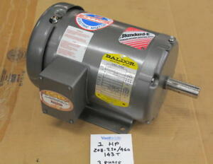 Baldor 1hp Electric Motor